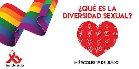Charla ¿Qué es Diversidad Sexual? tickets