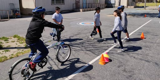 BEST-SRTS Kids Bike Skills Workshop (Pamela Park)