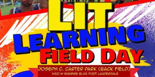 Lit Learning Field Day