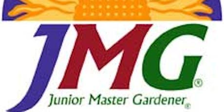 Junior Master Gardener Fall Semester Classes- Garden at 215 & Windmill tickets