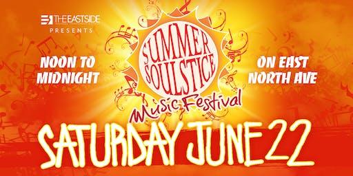 Summer Soulstice Music Festival