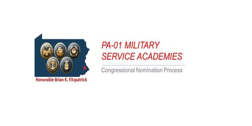 PA01 U.S. Military Service Academy Information Session
