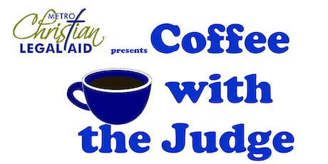 Coffee with the Judge  tickets