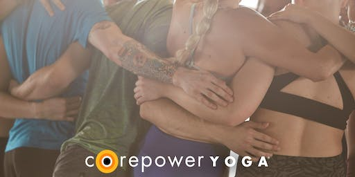 CorePower Yoga at More Than Words Bookstore