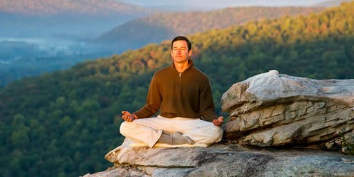 Meditation for Beginners - Free Class for Health and Joy
