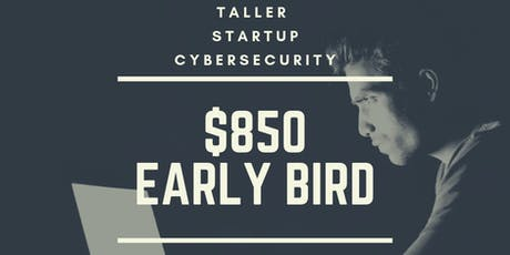 Taller Startup Cybersecurity tickets