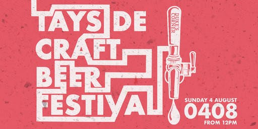 Tayside Craft Beer Festival