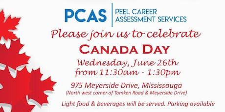 PCAS 2019 Canada Day Celebration tickets