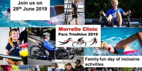 Morrello Clinic Para Triathlon 2019 tickets
