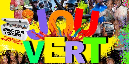 HOUSTON JOUVERT