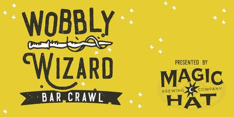 Wobbly Wizard Bar Crawl tickets
