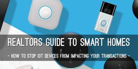 Guide to Smart Homes: How to stop IOT devices from impacting transactions tickets