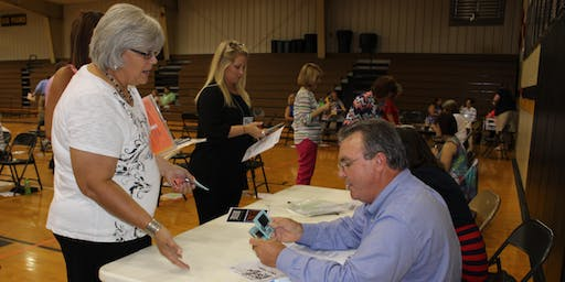 River Region United Way Poverty Simulation (afternoon session)