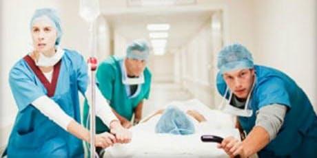 Palestra: Suporte Básico e Avançado de Vida para Enfermeiros ingressos