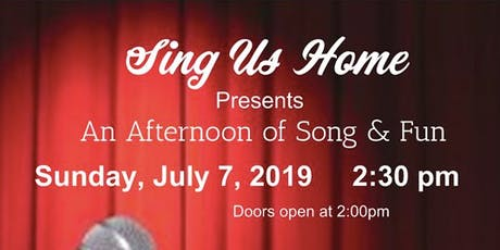 Sing Us Home tickets