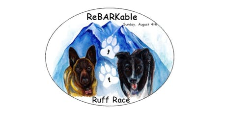 ReBARKable Canine Adventures Ruff Race tickets