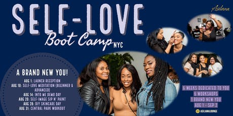 Self Love Boot Camp NYC tickets