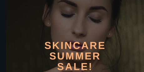 Microneedling and Skincare Summer Sale! tickets