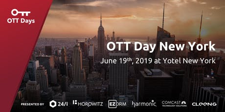 OTT Day New York 2019 tickets