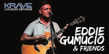 Eddie Gumucio & Friends at Krave tickets