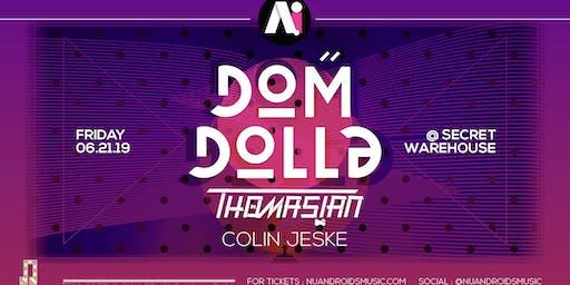 Dom Dolla at A.i [Secret Warehouse] (21+)