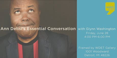 Ann Delisi's Essential Conversation with Glynn Washington tickets