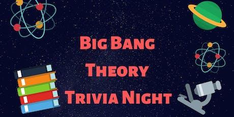 Trivia Night- The Big Bang Theory  tickets