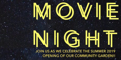 Howard Garden Movie Night! tickets