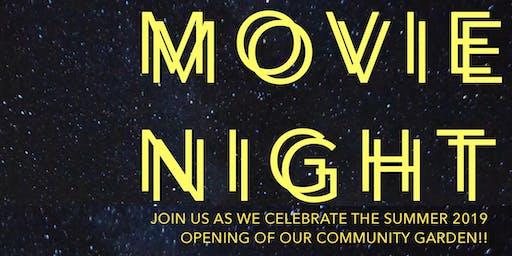 Howard Garden Movie Night!