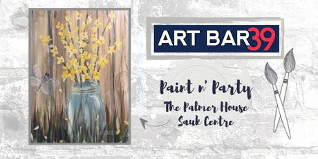 Palmer House Public Event | Art Bar 39 | Country Pickings tickets