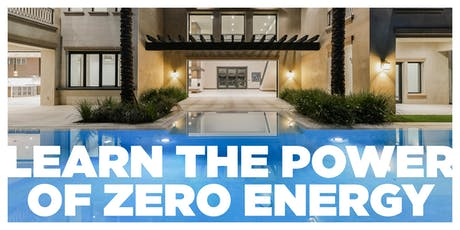 Learn The Power Of Zero Energy | A Developers Discussion tickets