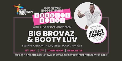 Bongos Bingo X Northern Pride
