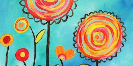 Pinwheel Blooms tickets