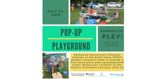 Pop-up Adventure Playground