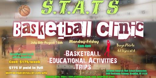 S.T.A.T.S Basketball Summer Clinic