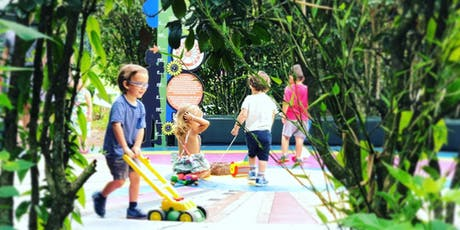 July 27th Sprouts: Water Play tickets