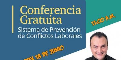 Sistema de Prevención de Conflictos Laborales