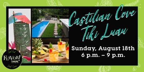 Castilian Cove Tiki Luau tickets