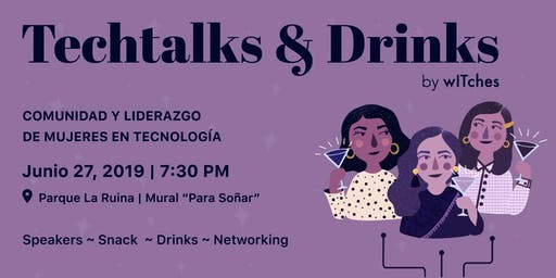 Techtalks & Drinks by wITches