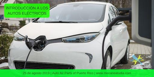 Introducción a los autos eléctricos