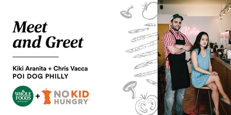 Meet  and Greet: Kiki Aranita and Chris Vacca of Poi Dog Philly tickets