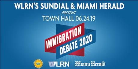 WLRN's Sundial & Miami Herald Present - An Immigration Conversation tickets