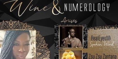 Wine & Numerology Tour 2019 (Philadelphia)