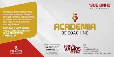 Segunda Academia de Coaching ingressos