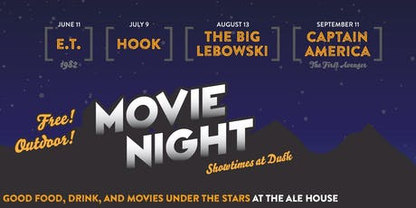 The Ale House GJ Summer Series: Outdoor Movie Night tickets