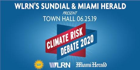WLRN's Sundial & Miami Herald Present - A Climate Risk Conversation tickets