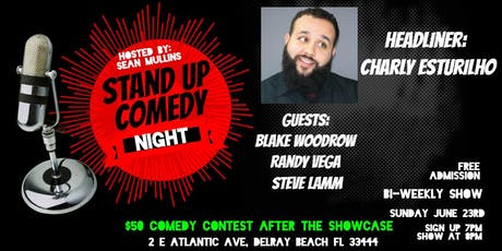 Comedy Show and Contest at Bull Bar tickets