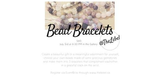 Stacking Bracelets with Jandy!