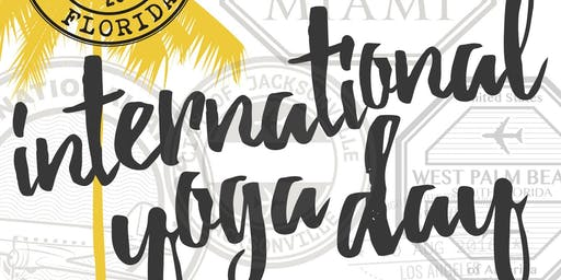 Celebrate Yoga! International Yoga Day Free Class