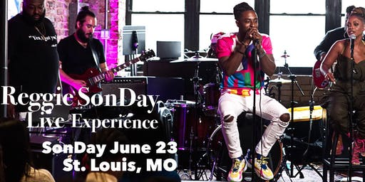 Reggie Sonday Brunch and Live Experience